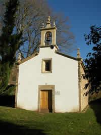 Capela en Sergude
